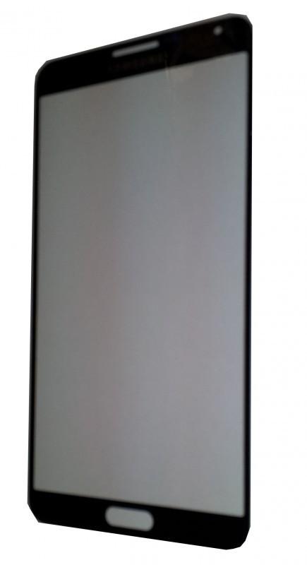 Samsung Galaxy Note 4 černý, čelní sklo