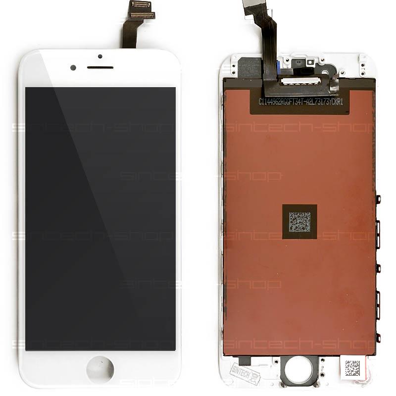 iPhone 6 LCD Display + dotyková deska originál bílý