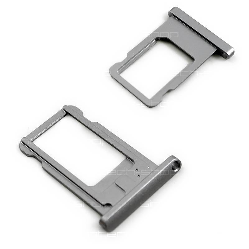 iPad Air 2 slot SIM karty space grey