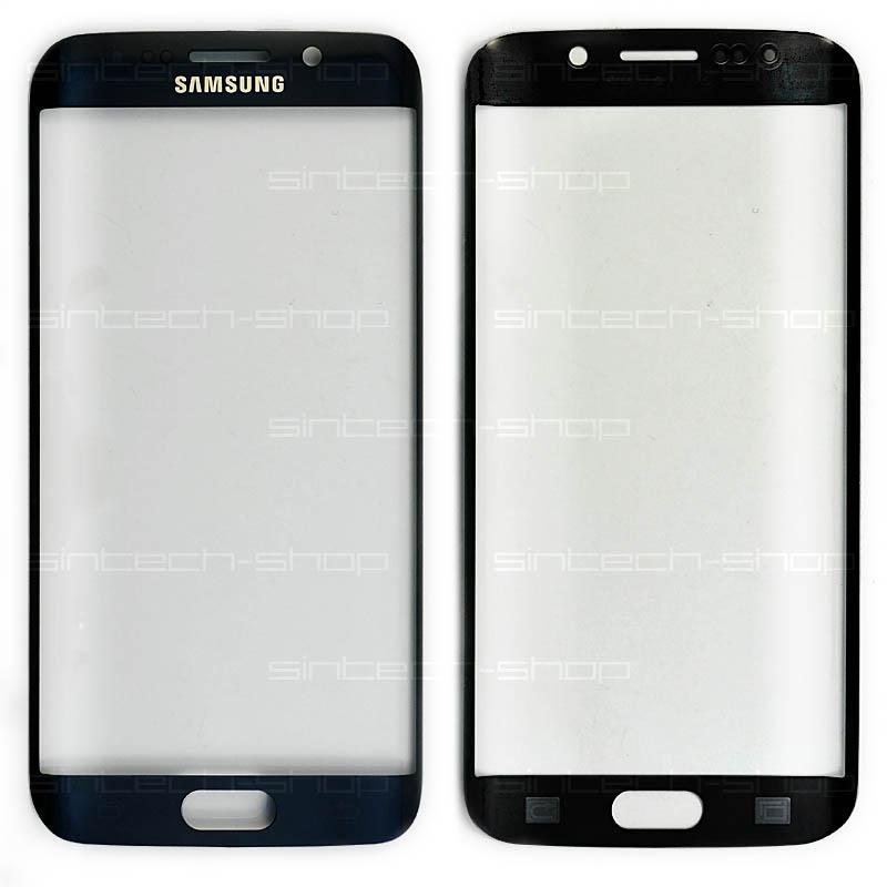 Samsung Galaxy S6 Edge G925 černý safír, čelní dotykové sklo