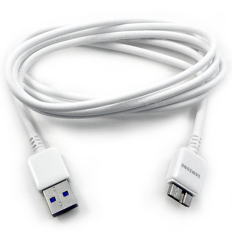 Original Samsung USB 3.0 kabel ET-DQ11Y1WE 1,5M bílý