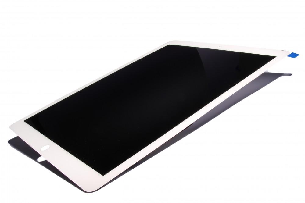 "iPad Pro 12,9"" komplet LCD + čelní sklo + digitizer, SINTECH© Premium Barva: Bílá"