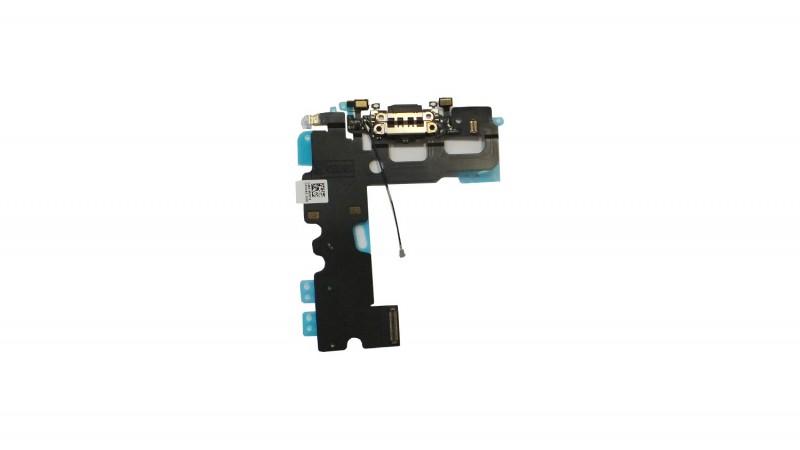 iPhone 7 nabíjecí konektor s anténou a mikrofonem, šedý
