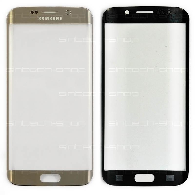 Samsung Galaxy S6 Edge G925 zlaté, čelní dotykové sklo