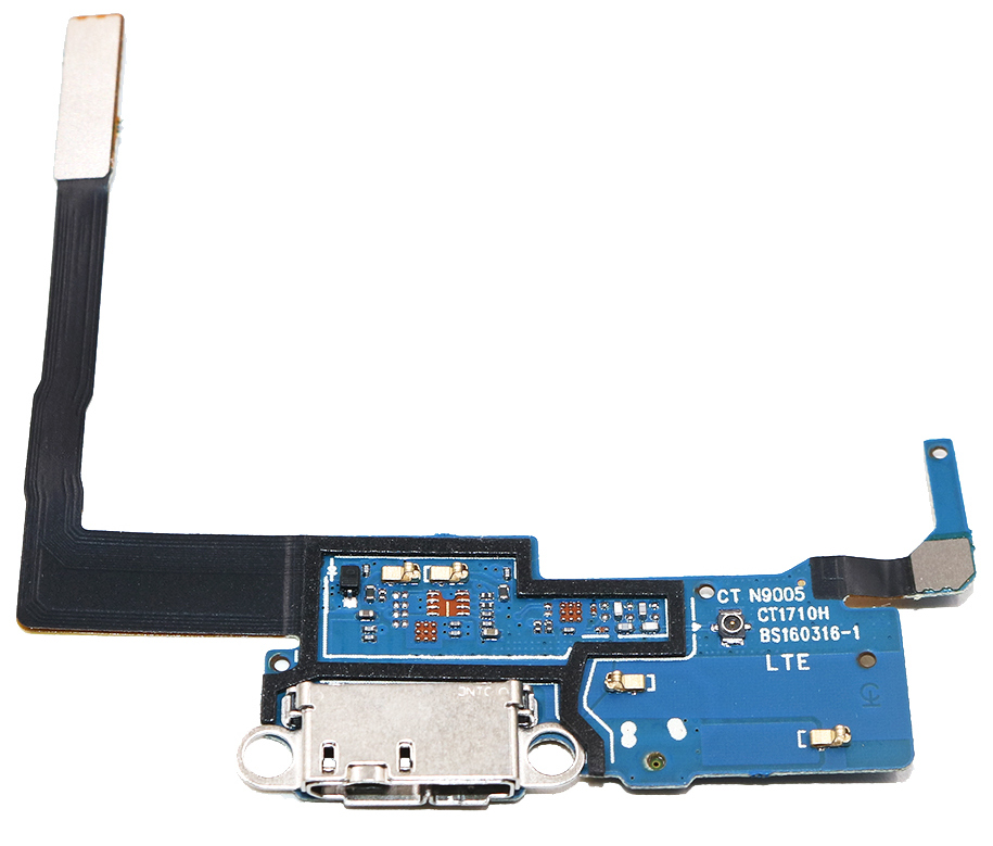 Samsung Galaxy Note 3 N9005 nabíjecí port USB s mikrofonem Rev.: 0.9