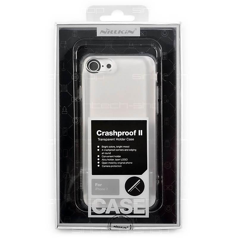 "Nillkin CrashProof II pouzdro pro iPhone 7/8 (4.7"") průhledné"
