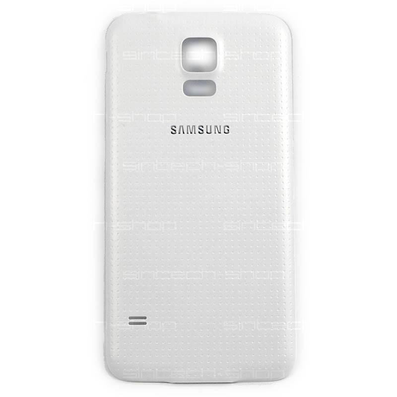Samsung Galaxy S5 G900 Kryt Baterie bílý