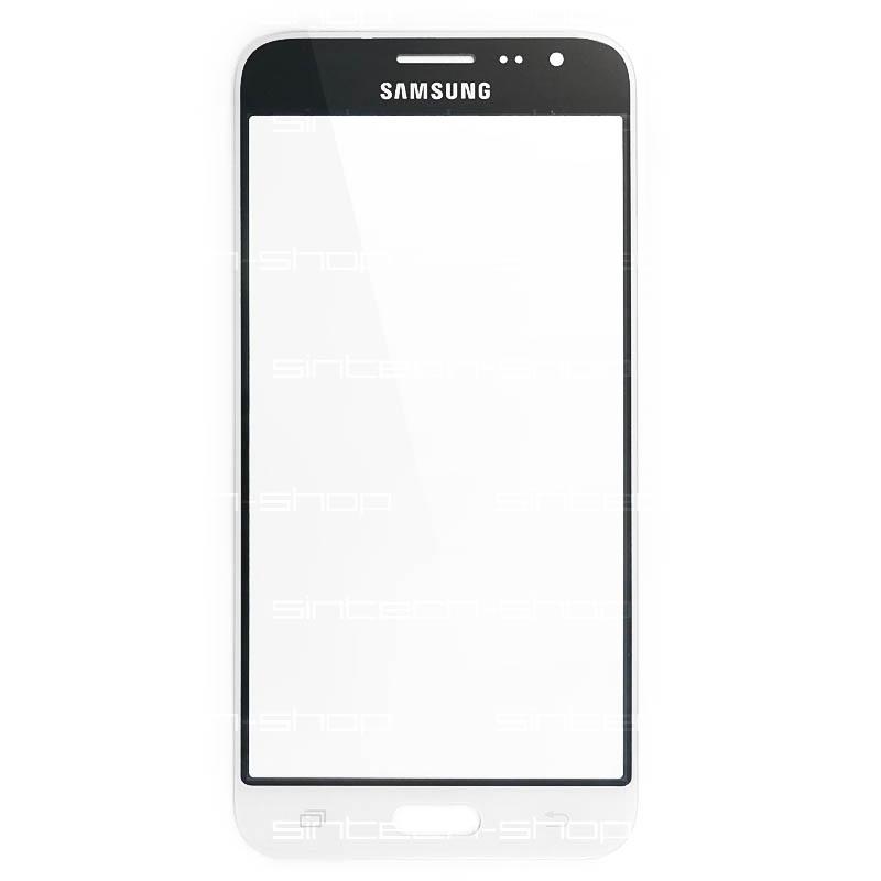 Samsung Galaxy J3 2016 (J320F) čelní dotykové sklo, bílé