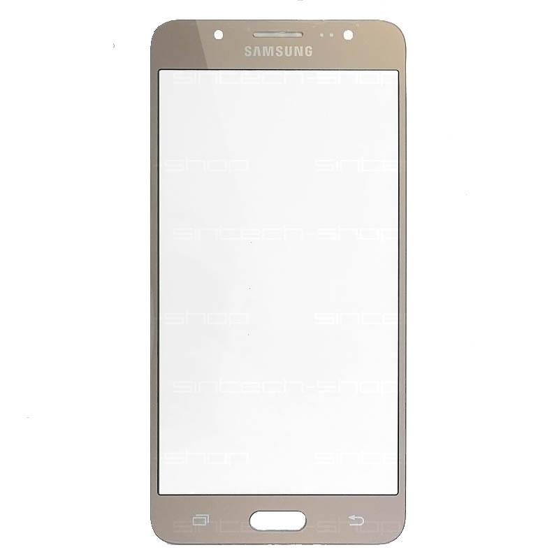 Samsung Galaxy J5 2016 (J510F) čelní dotykové sklo, zlaté