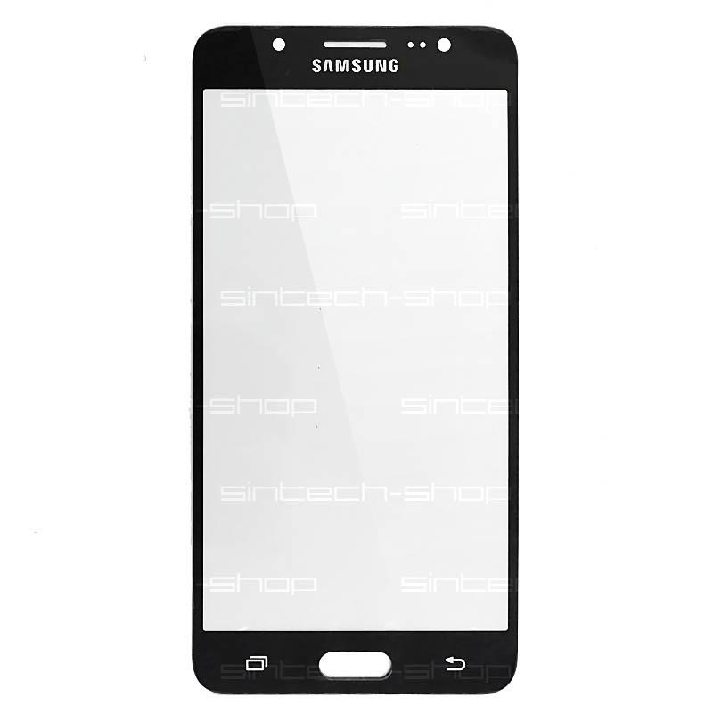 Samsung Galaxy J5 2016 (J510F) čelní dotykové sklo, černý safír