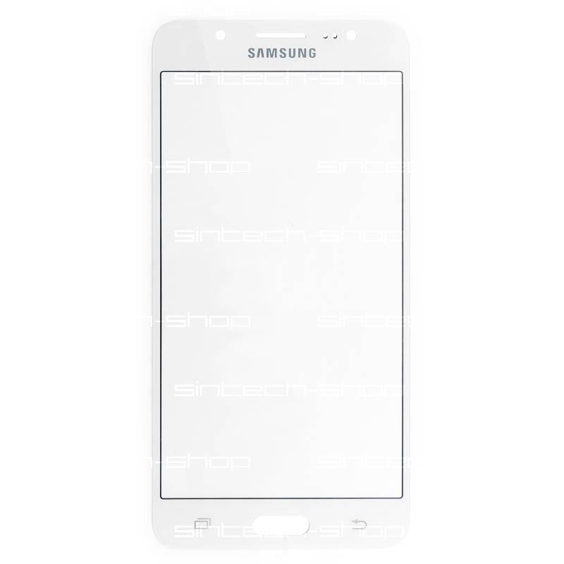 Samsung Galaxy J5 2016 (J510F) čelní dotykové sklo, bílé