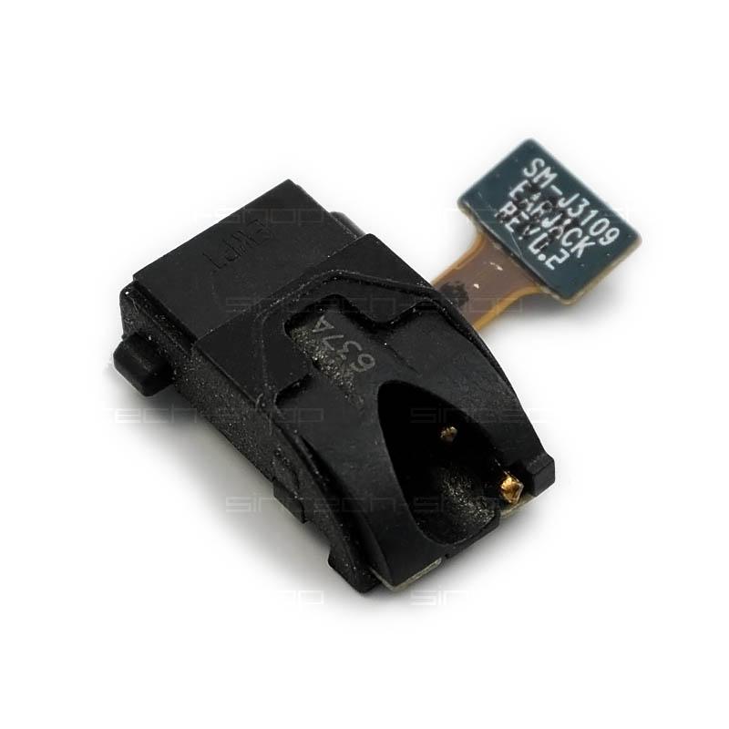 Samsung Galaxy J3 (J320) Audio jack konektor sluchátek