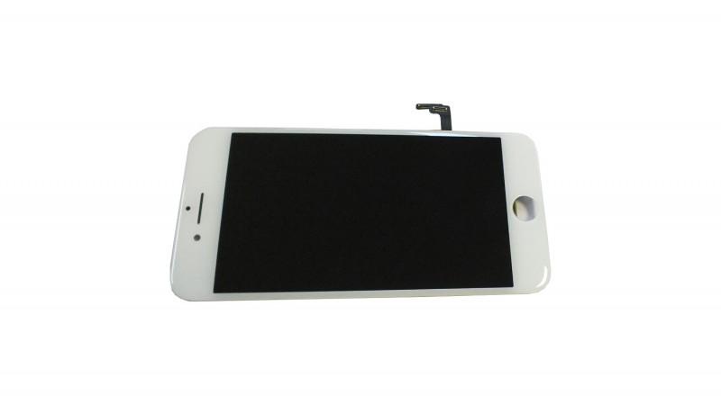 "iPhone 7 Plus (5,5"") LCD displej s rámem a dotykem, bílý, SINTECH© Premium"