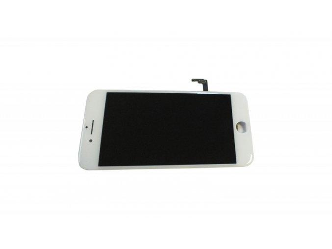 "iPhone 7 Plus (5,5"") LCD displej s rámem a dotykem, bílý"