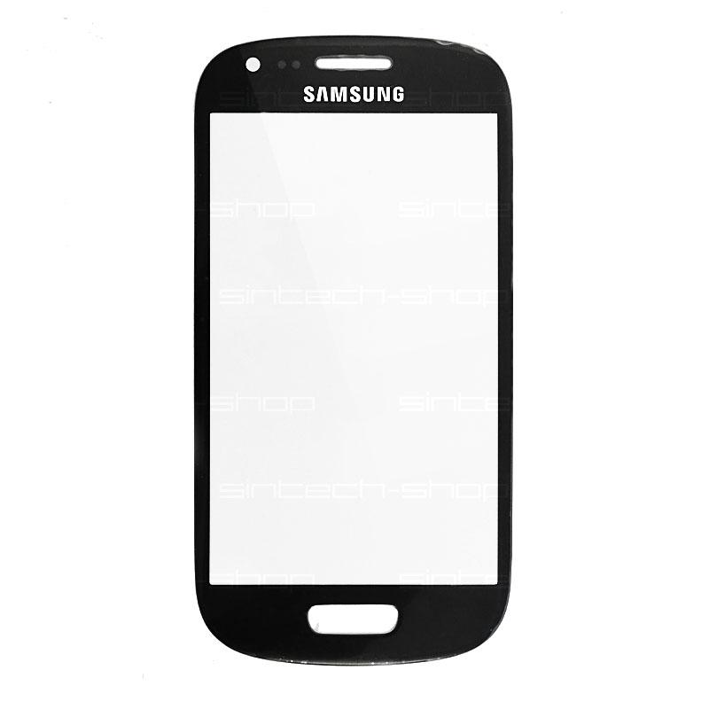 Samsung Galaxy S3 Mini sklo dotykové, čelní, černé i8190