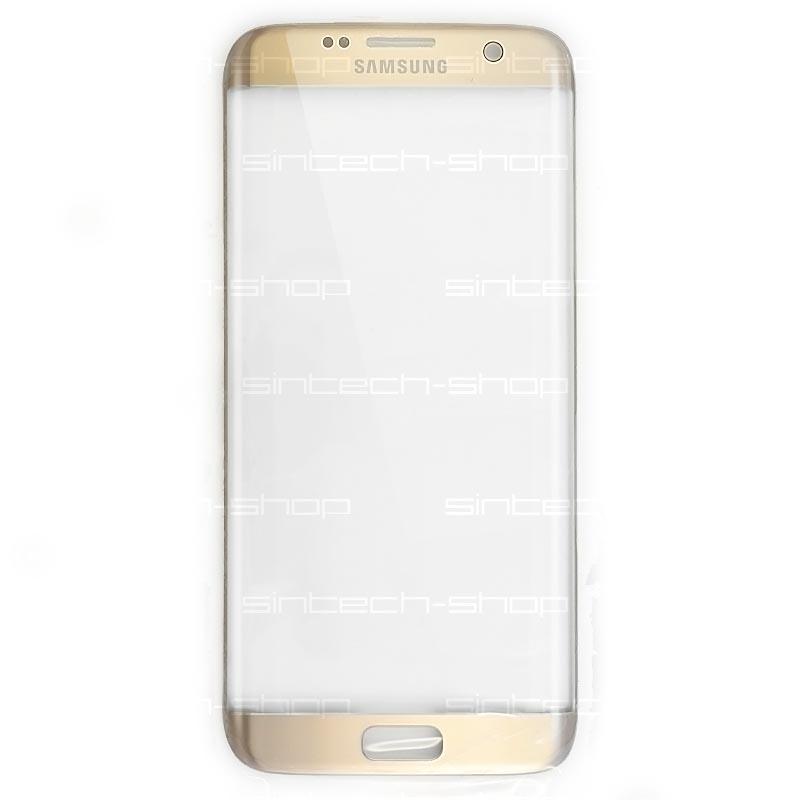 Samsung Galaxy S7 Edge G935F čelní dotykové sklo zlaté