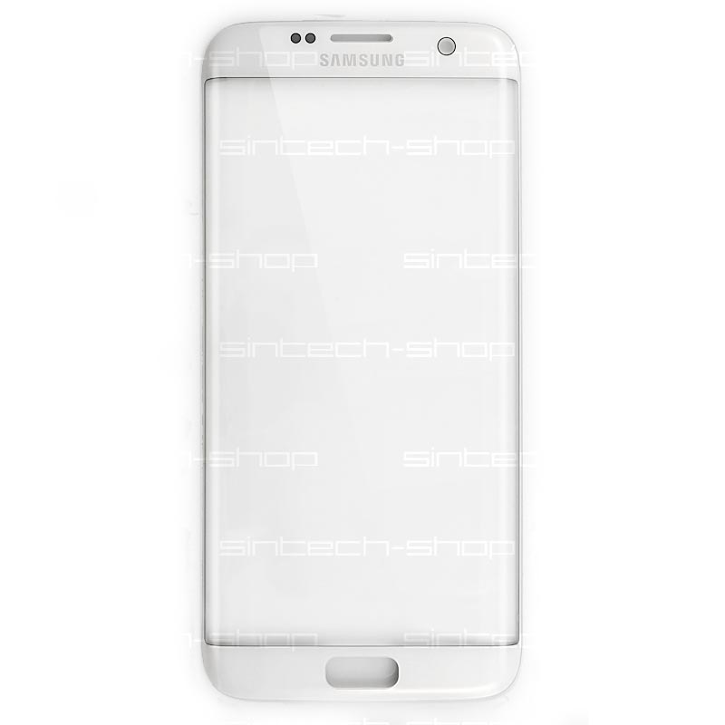 Samsung Galaxy S7 Edge G935F čelní dotykové sklo bílé