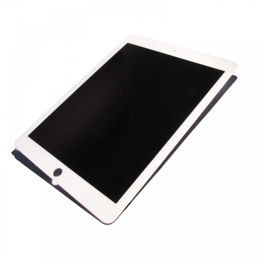 "iPad Pro 9,7"" komplet LCD + čelní sklo + digitizer, SINTECH© Premium Barva: Bílá"