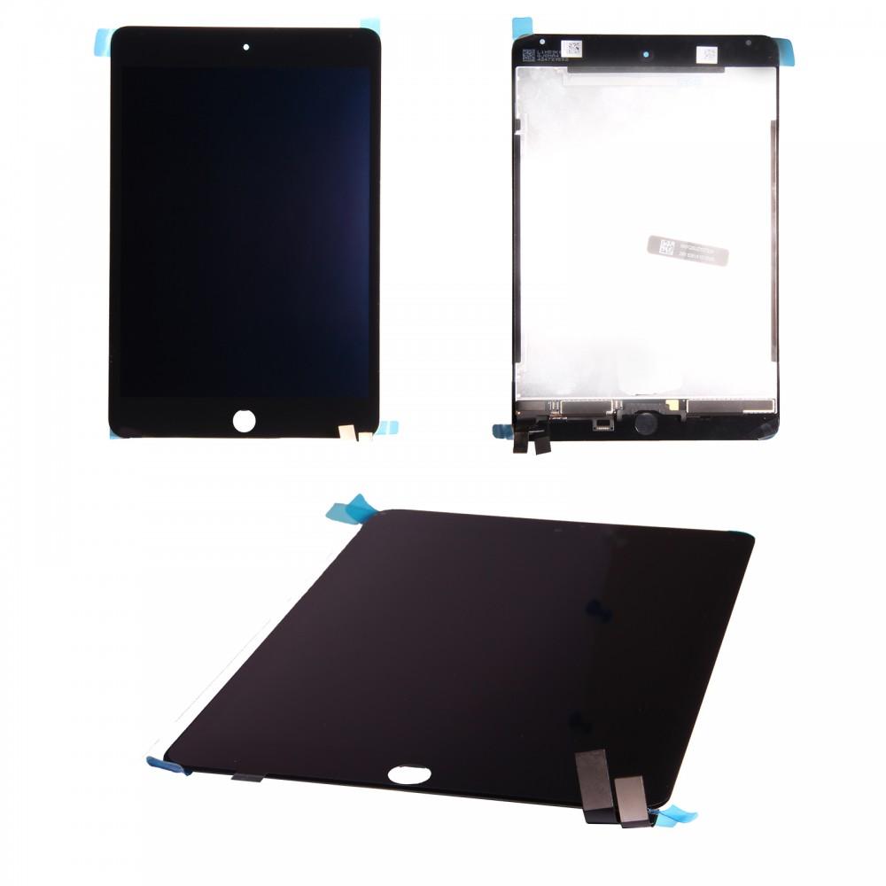 iPad mini 4 komplet LCD + čelní sklo + digitizer, SINTECH© Premium Barva: Bílá