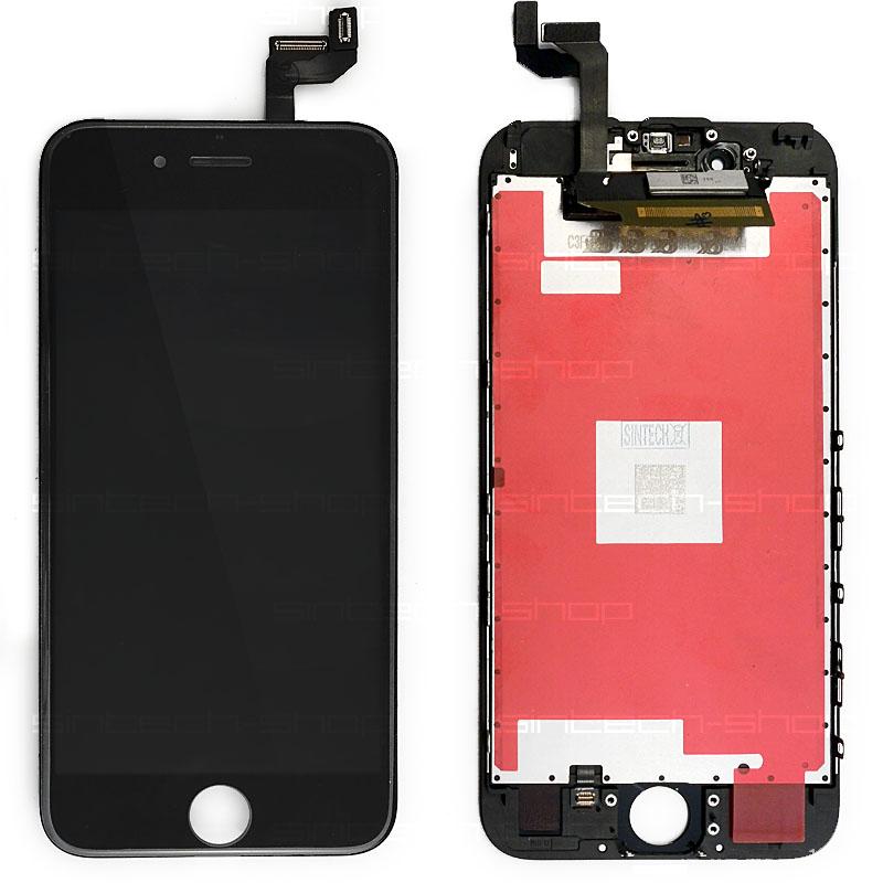 "iPhone 6S (4,7"") LCD displej s rámem a dotykem, černý, ORIGINAL"