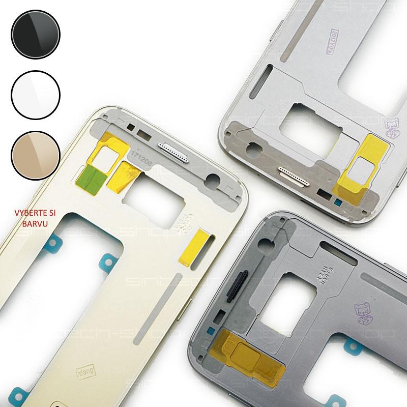 Samsung Galaxy S7 G930F středový rám Barevná varianta: Stříbrná