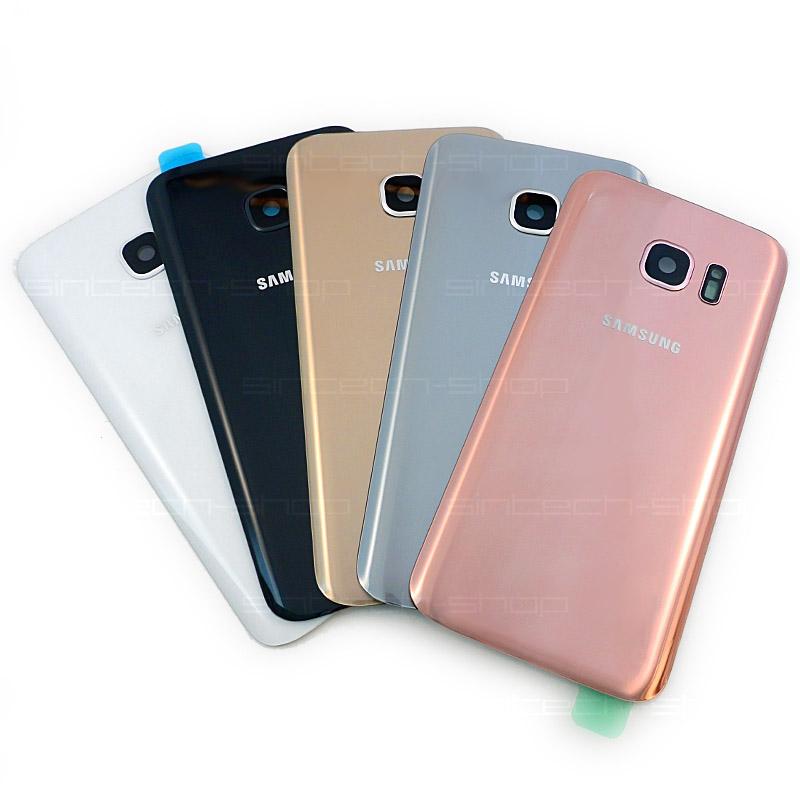 Samsung Galaxy S7 G930 zadní kryt baterie, různé barvy Barevná varianta: Bílá