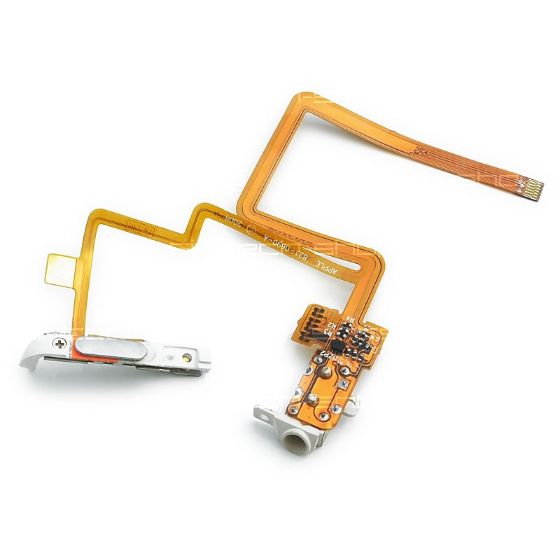 iPod Classic (tenký) sluchátkový konektor - bílý