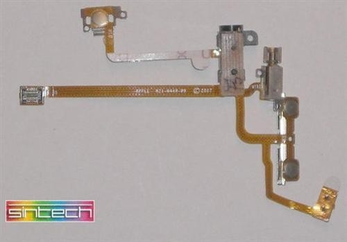iPhone připojení sluchátek model 8GB 821-449-A