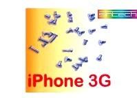iPhone 3G/3GS kompletní set šroubků
