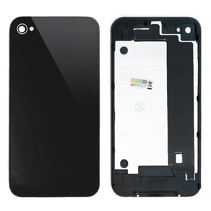 iPhone4 zadní kryt - černý