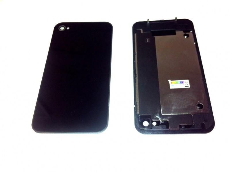 iPhone 4S zadní kryt - černý