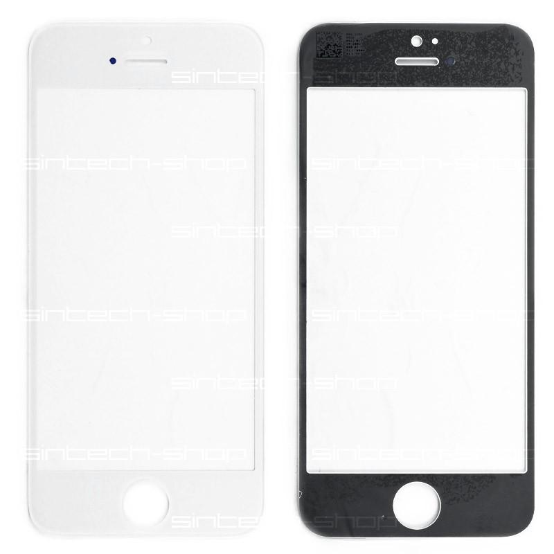 iPhone 5/5S/SE čelní dotykové sklo - bílé