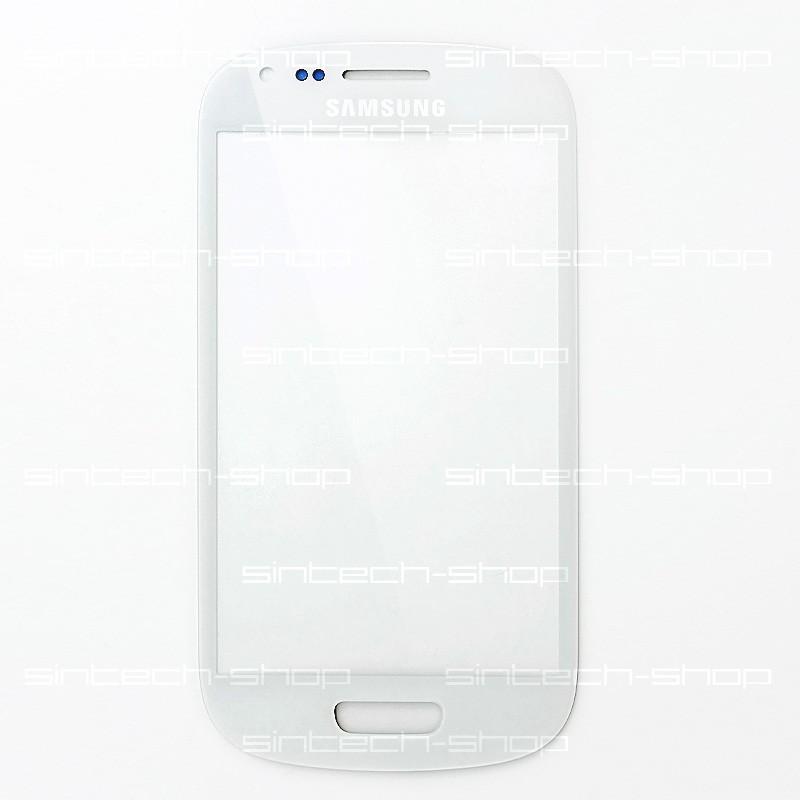 Samsung Galaxy S3 Mini sklo dotykové, čelní, bílé i8190