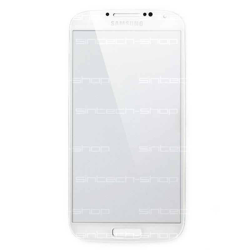 Samsung Galaxy S4 sklo dotykové, čelní, bílé (White Frost) i9500/i9505