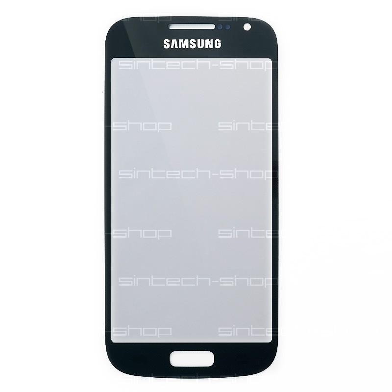 Samsung Galaxy S4 Mini sklo dotykové, čelní, černé (night blue) i9190/9195