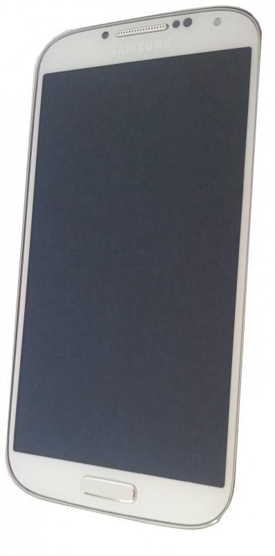 Samsung Galaxy S4 Mini i9195 komplet displej s LCD a rámem bílý