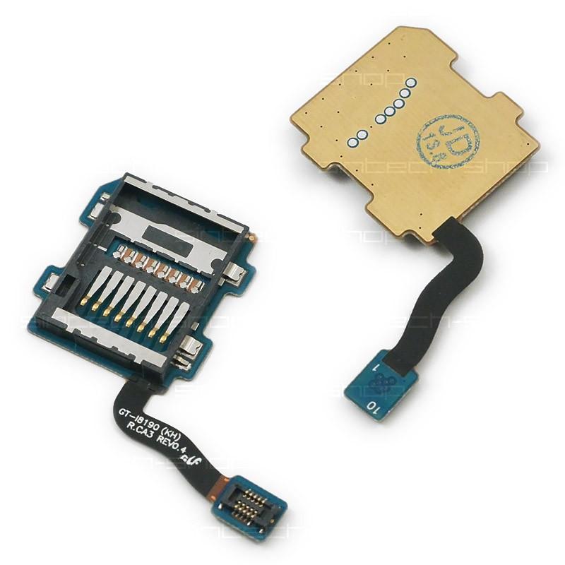 SAMSUNG GALAXY S3 Mini i8190 slot SD karty