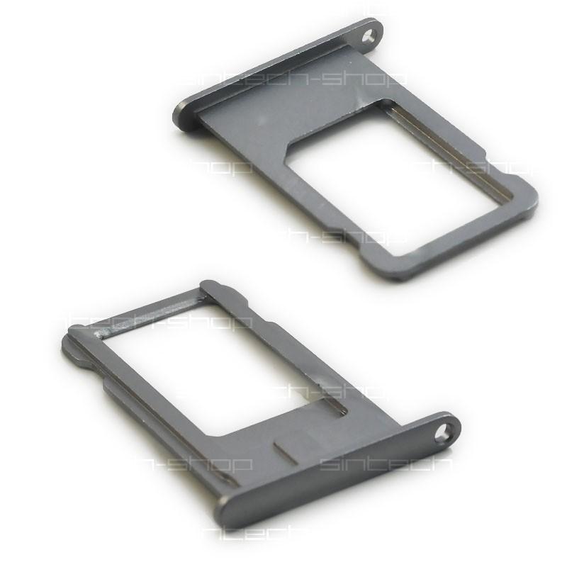 iPhone 6 držák nano SIM karty, černý