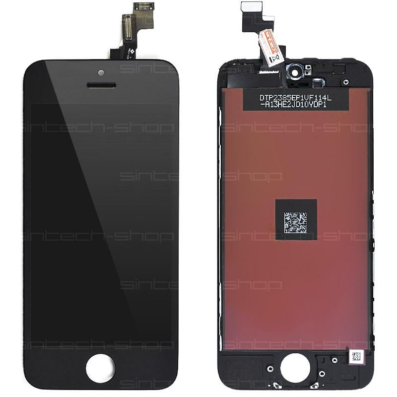LCD Apple iPhone 5S + dotyková deska černá
