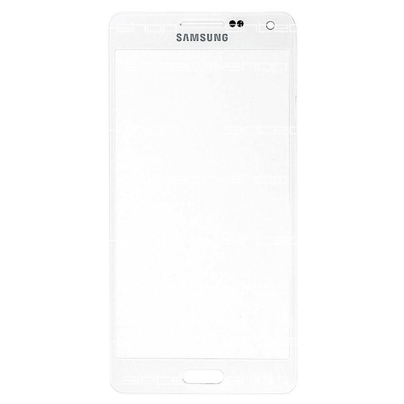 Samsung Galaxy A5 (A500F) čelní dotykové sklo, bílé (Platinium Pearl white)