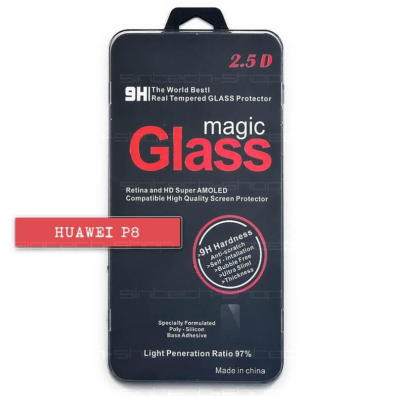 Huawei P8 ochranné tvrzené sklo 9H
