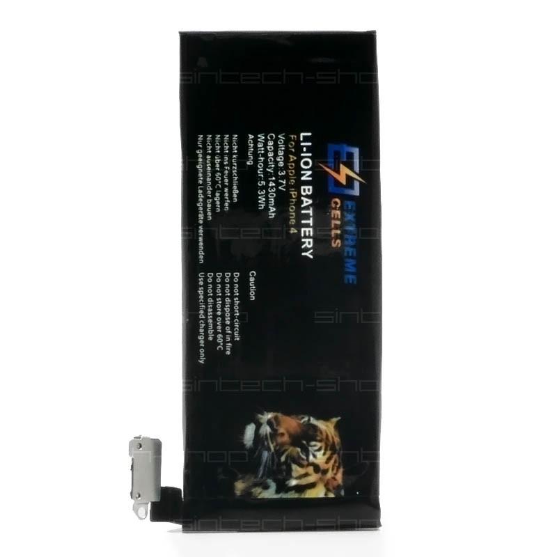 EXTREMECELLS iPhone 4 baterie, PREMIUM