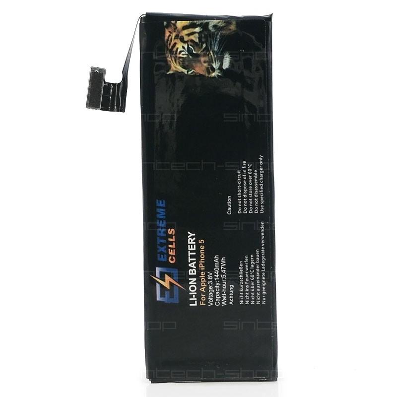 EXTREMECELLS iPhone 5 baterie, PREMIUM