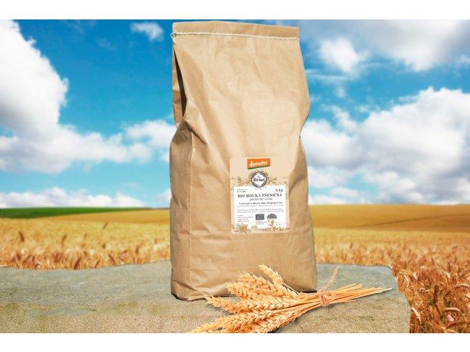 Pšeničná mouka 5 kg