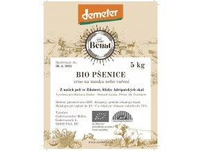 Zrno Pšenice 5 kg 30 06 2021