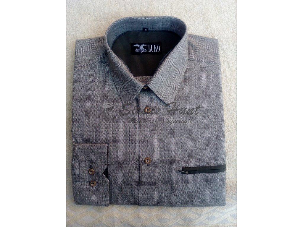 košile s dlouhým rukávem 172210
