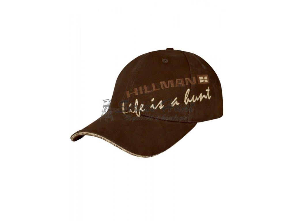vyr 1473Hillman ksiltovka Life is a hunt hneda