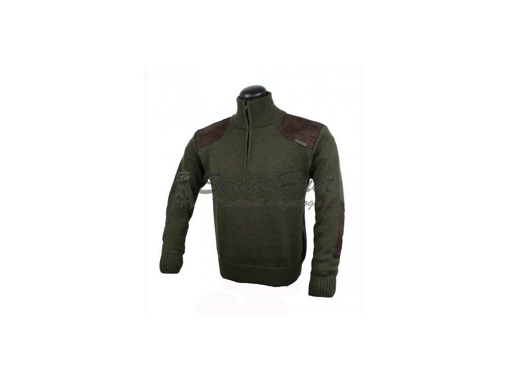 lovecke svetry bruno hneda aplikace