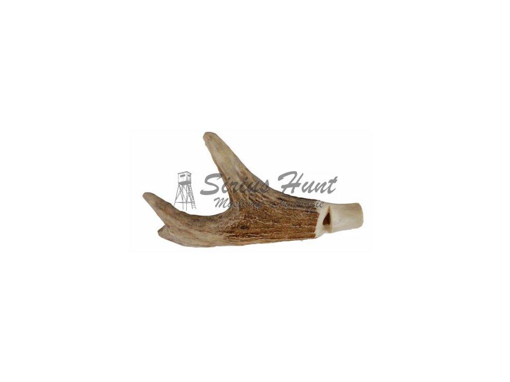 píštalka parohová srnčí parůžek horní část