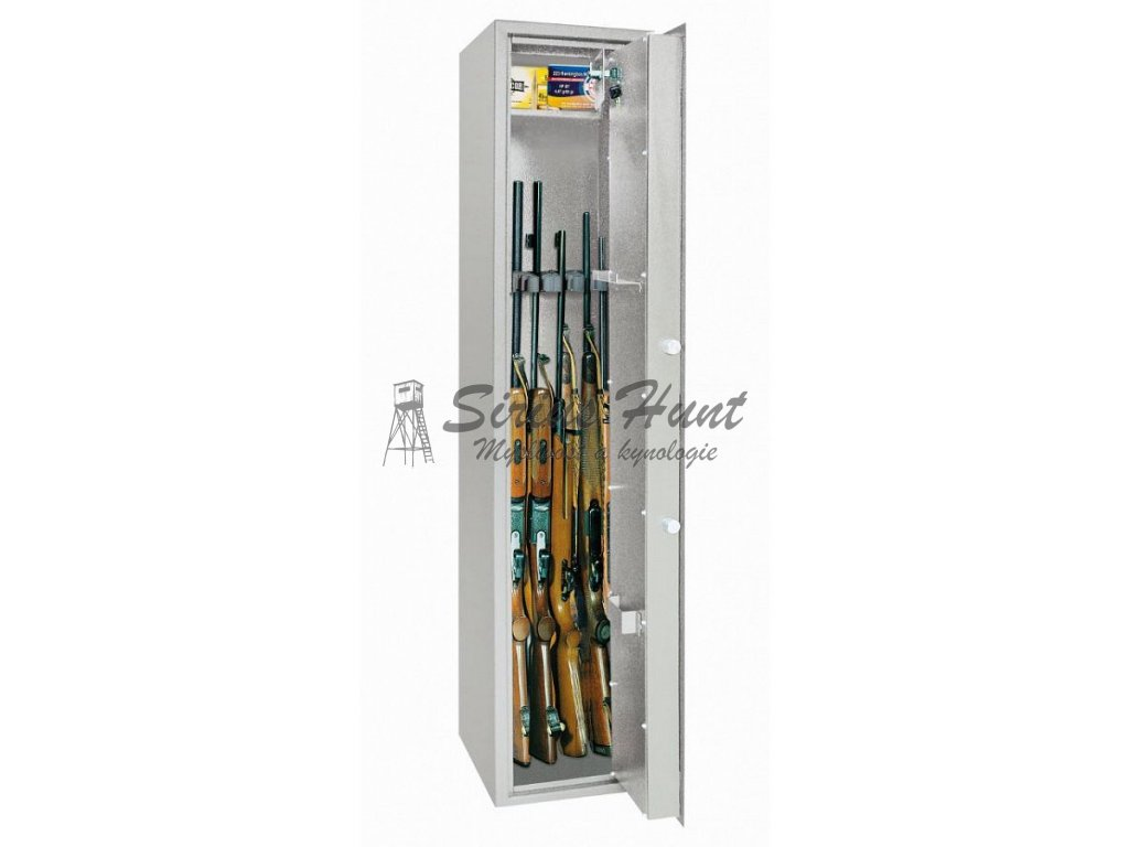 Rottner Skříň na pět zbraní YUKON 5, S1, min 15RU